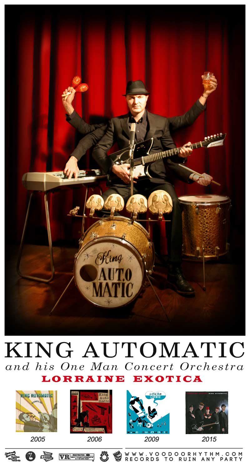 KING AUTOMATIC 2015