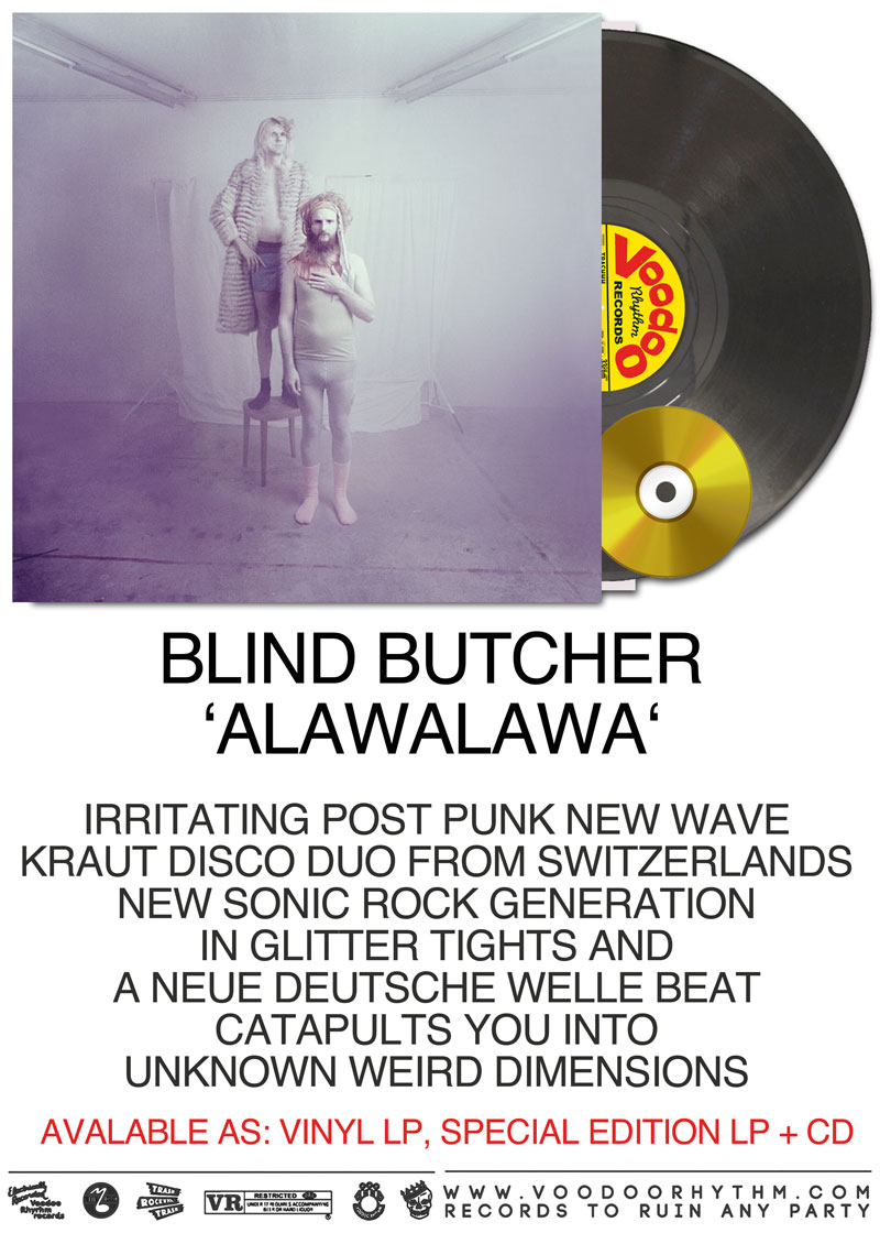 NEWS BLIND BUTCHER